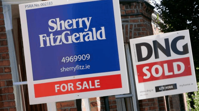 "Irish Times: ""Falling home loan rates give relief to new buyers"""