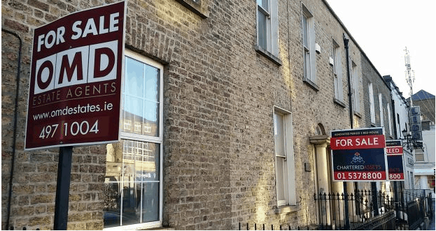 Property price inflation slows to six-year low of 2.8%